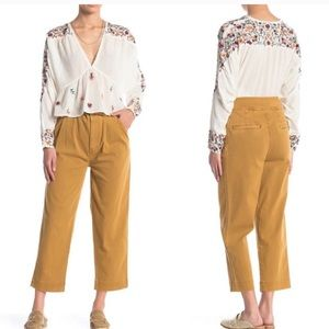Free People Seamed Like The Real Thing Trousers 6